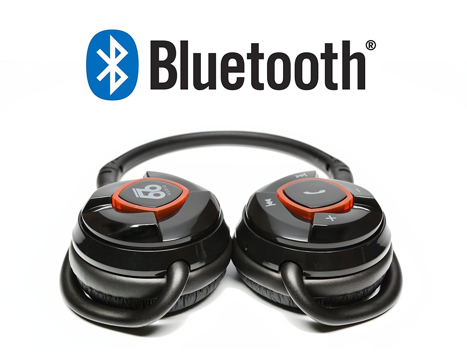66 Audio BTS+ Bluetooth Sports Wireless Headphones